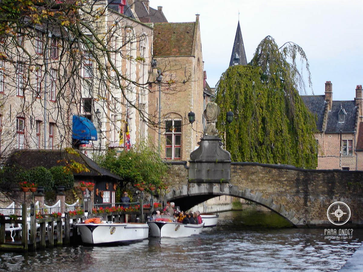 Bruges: a Veneza do norte