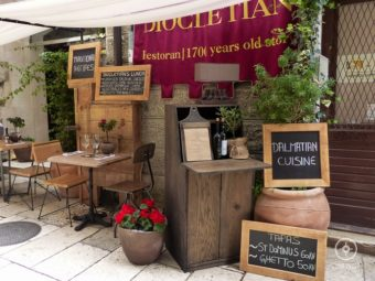 Diocletian's Wine House