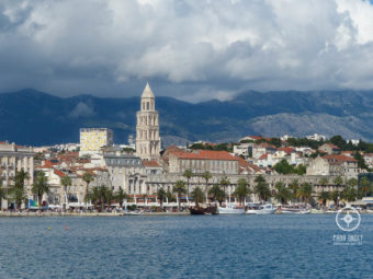 Split: a capital da Dalmácia
