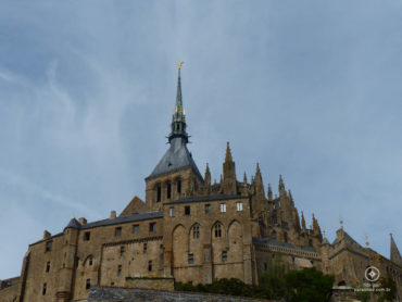Abadia do Monte Saint-Michel